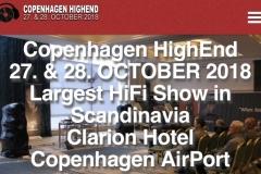 HighEnd Copenhagen 2018