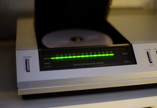 Philips CD 100 no.2 Hansted Audio