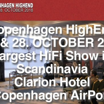 HiFi Surround 2018 Kopenhagen