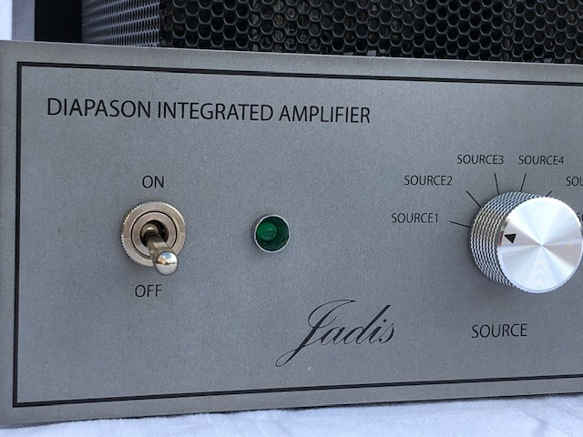 Hansted Audio. Jadis Diapason