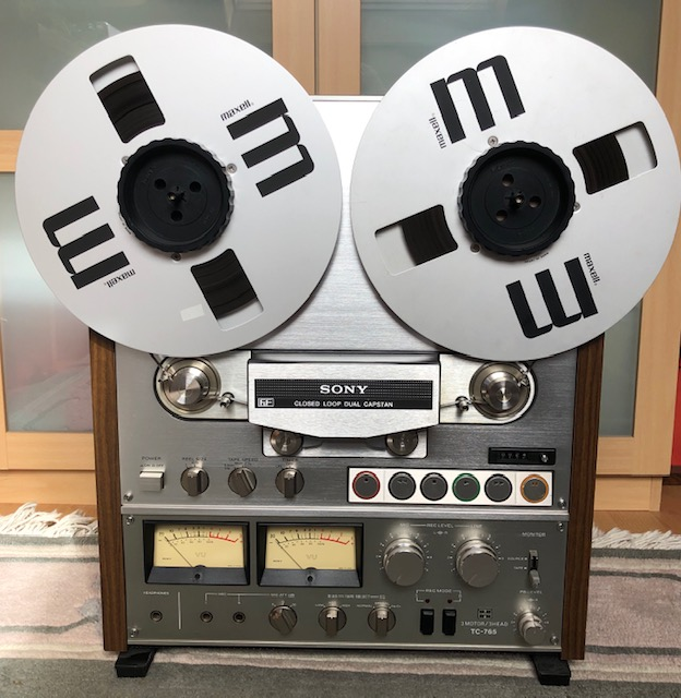 Sony TC-765 Te koop Hansted Audio