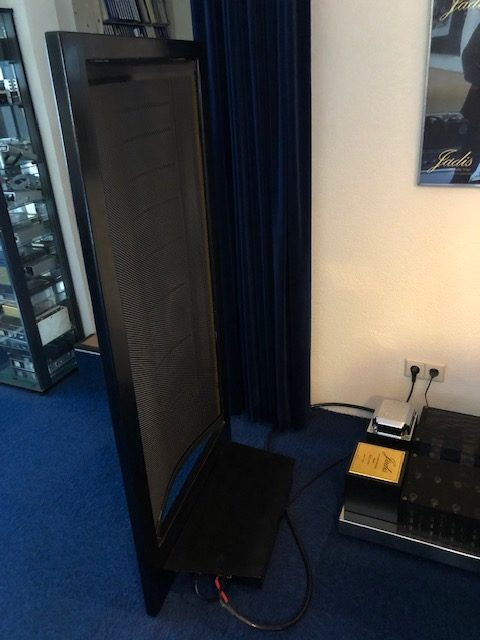 Martin Logan CLS 1 te koop Hansted Audio