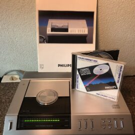 Philips CD 100 for sale Hansted Audio