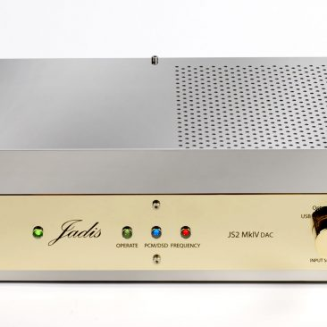 Jadis JS2 mk 4 Hansted Audio