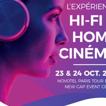 Paris HiFi Show 23,24 & 25 October 2021